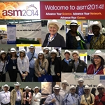 A Great Experience Meeting the Microbiology Community at asm2014